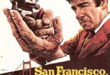 """Cartel de cine de la película """"San Francisco Ciudad Desnuda"""""""