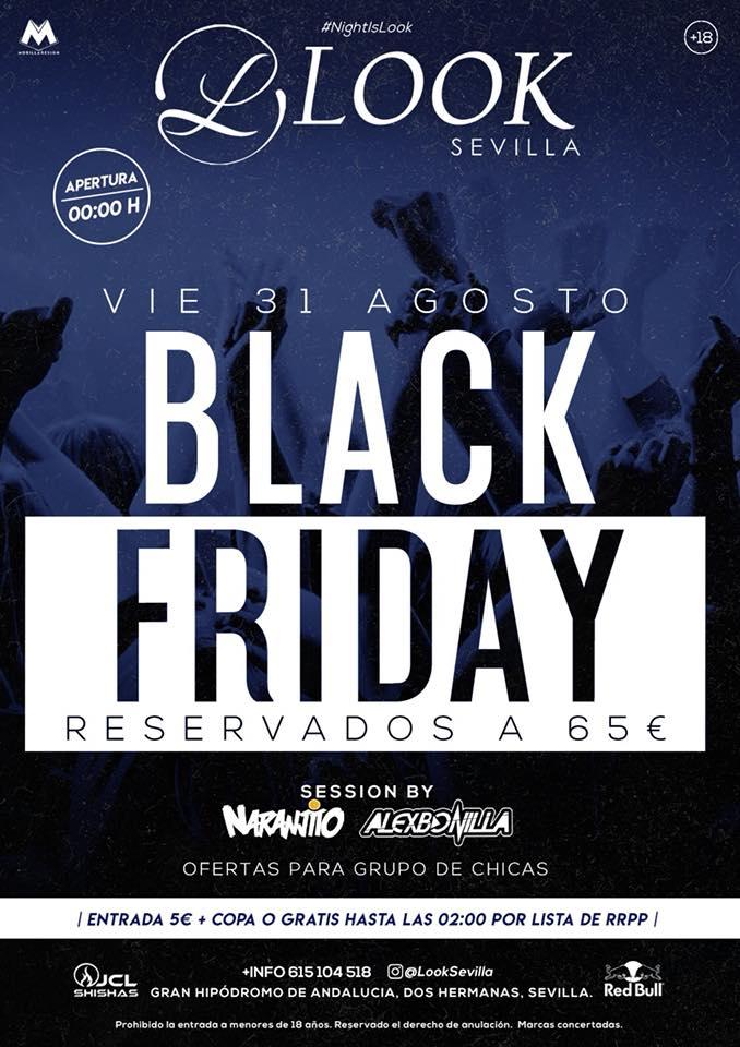 Black Friday en Look Sevilla