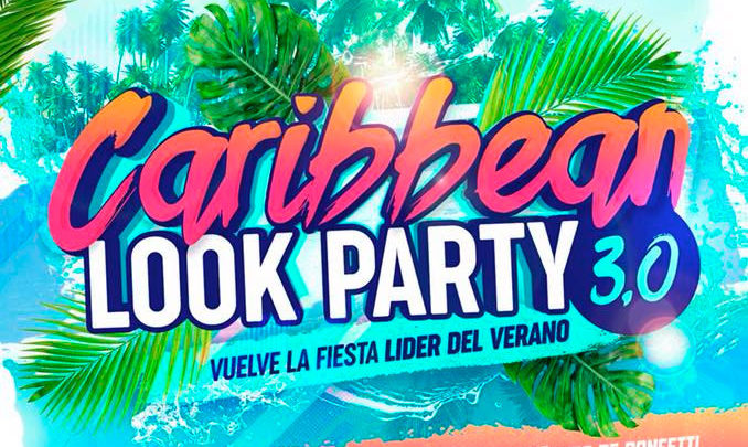 Photo of Caribbean Look Party 3.0 vuelve la fiesta lider del verano a Look Sevilla
