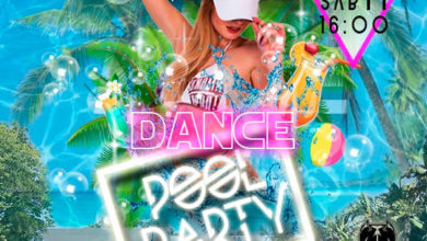 Dance Pool Party en Mare 2018