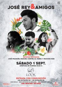 José Rey & Amigos en Look Sevilla 2018