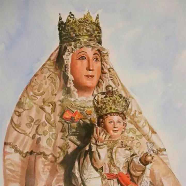 Virgen de Los Reyes de Sevilla