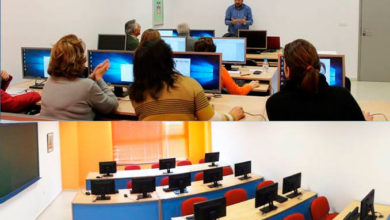 Curso gratuito de informática en la Biblioteca de Montequinto