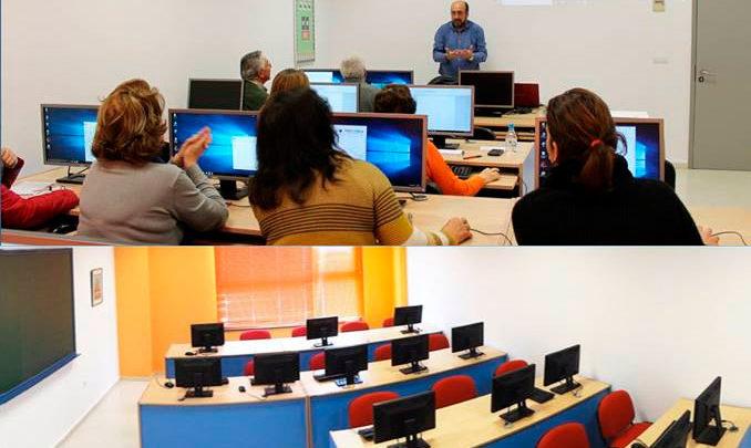 Photo of Curso gratuito de informática en la Biblioteca de Montequinto