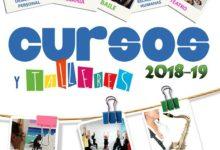 Cursos y talleres 2018-19 de la Biblioteca de Montequinto