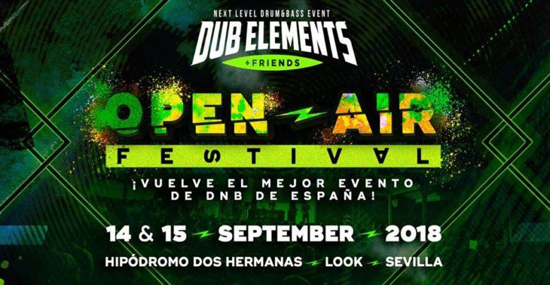 Photo of Dub Elements & Friends «Open Air 2018» en Look Sevilla