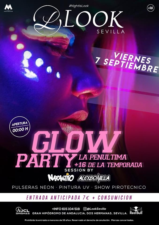 Glow Party Look Sevilla