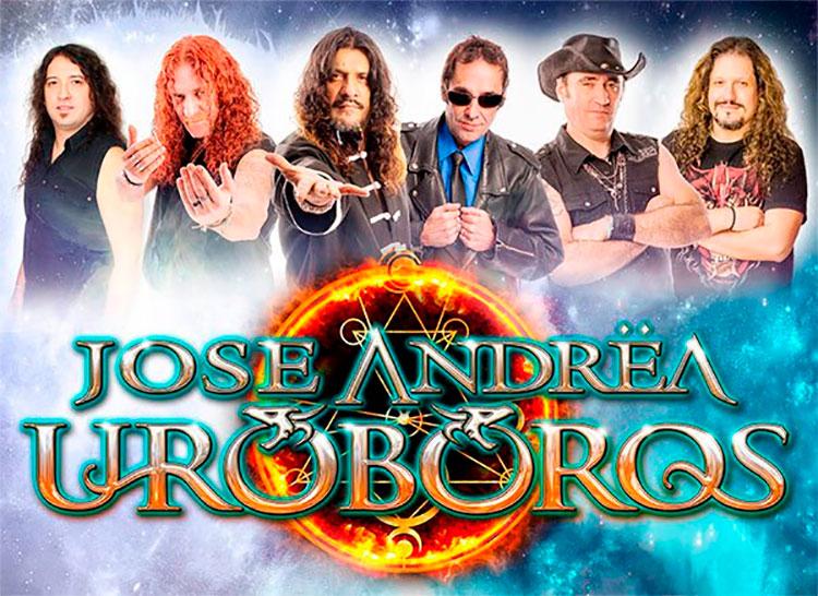 Jose Andrea y Los Uróboros