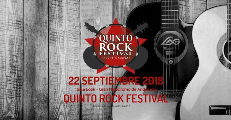 Photo of Quinto Rock Festival en Look Sevilla 2018