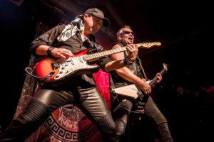 Stingers banda tributo a Scorpions