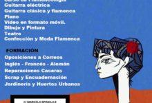 Talleres de Anteneo Andaluz 2018-2019