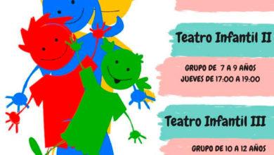 Talleres de teatro infantil en la Biblioteca de Montequinto