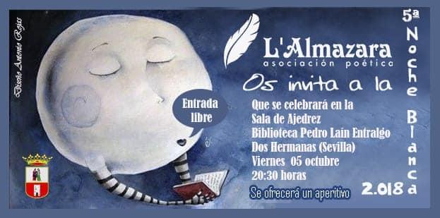 Photo of V Noche Blanca Asociación Poética L'Almazara