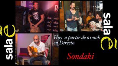Flamenquito en directo con Sondaki en Sala E