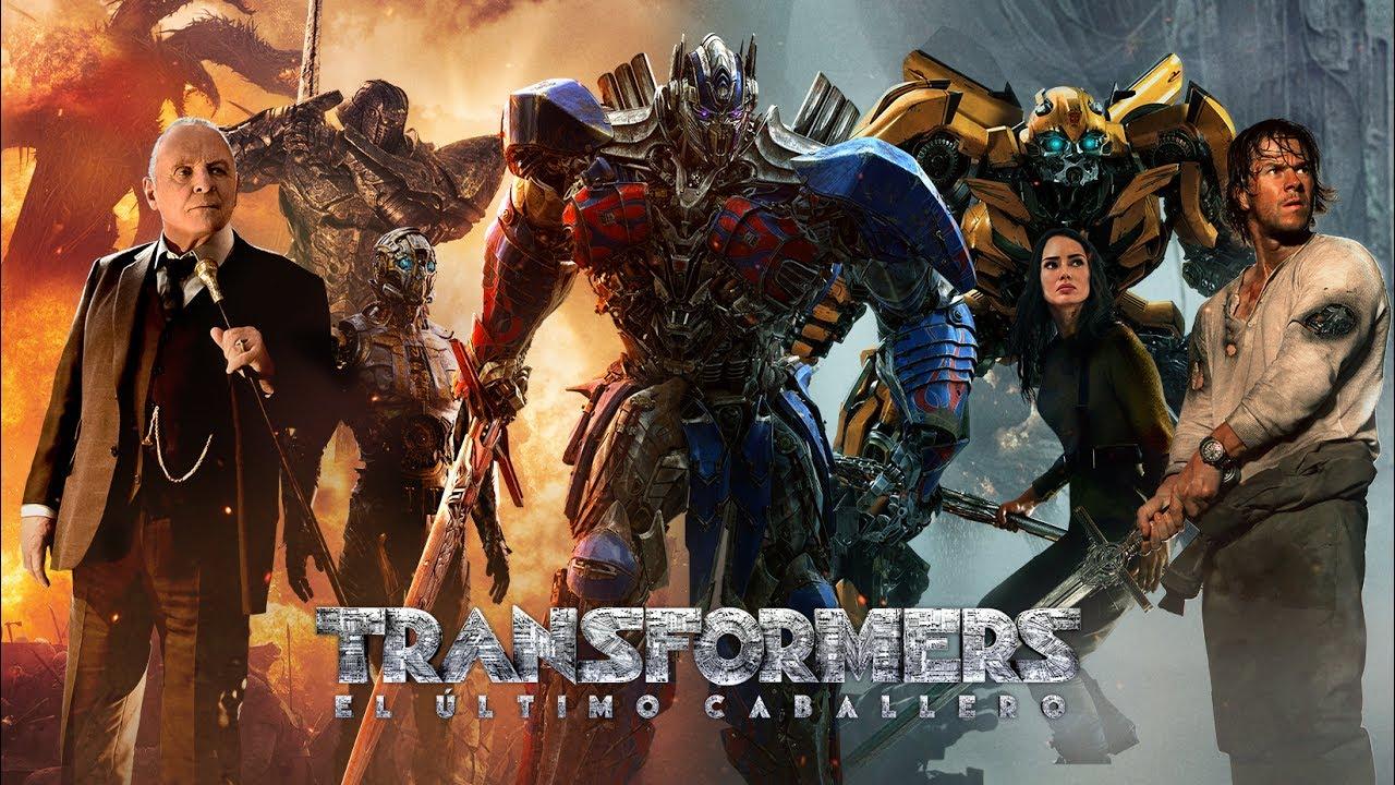 Una Biblioteca de Cine presenta 'Transformers: el último caballero'