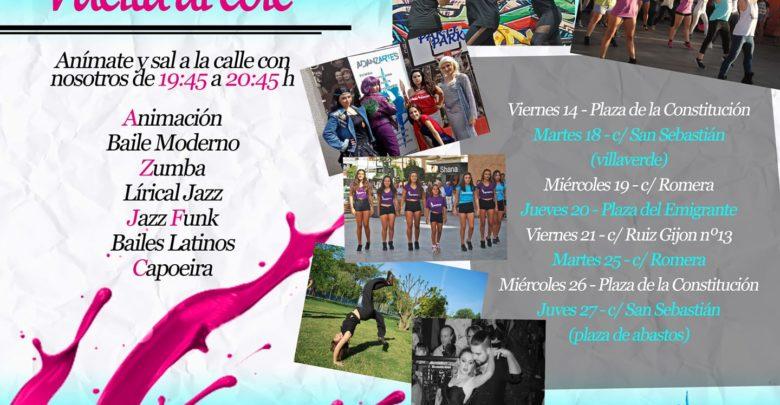 Photo of Vuelta al Cole de Fenaco con la colaboración de Escuela Adanzartes
