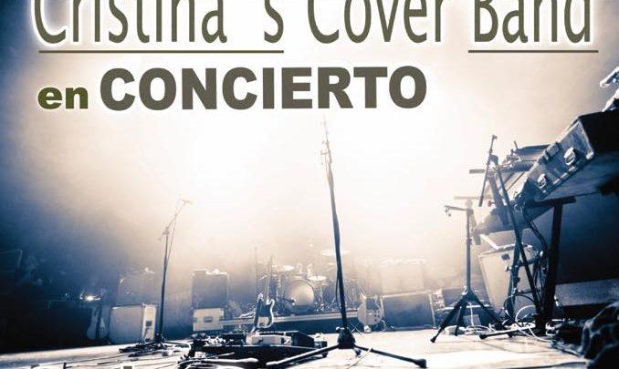Concierto de Cristina´s Cover Band en Cachaza Café