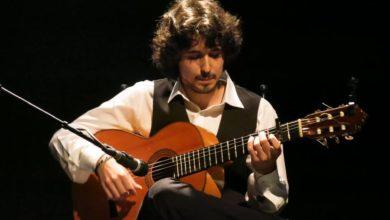 Marcos Serrato Guitarrista Flamenco