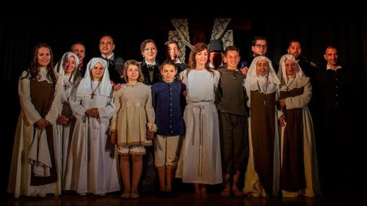 Asociación Cultural de Teatro Acanpolo en el CSD Vistazul