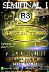 Bachata Dreams en B3 Sevilla
