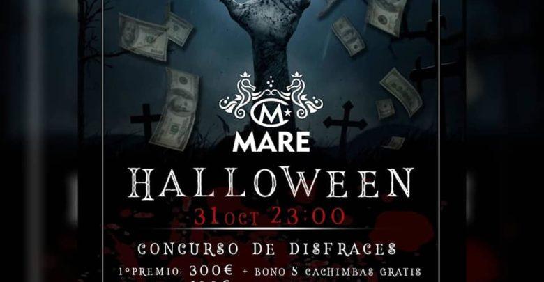Photo of Fiesta de Halloween en Mare Hoteles