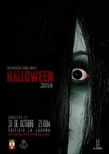 Fuente del Rey Halloween Casa del terror