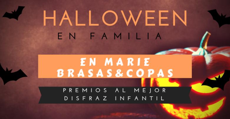 Photo of Día de Halloween en Marie Copas