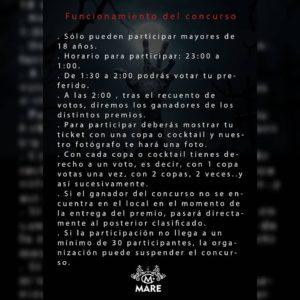 Normas del concurso para participar en la fiesta de Halloween 2018 de Mare Hoteles
