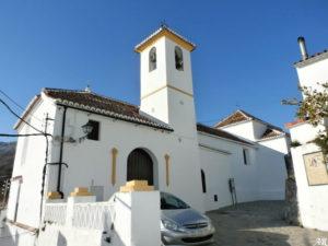 Iglesia de la Purísima Concepción de Parauta