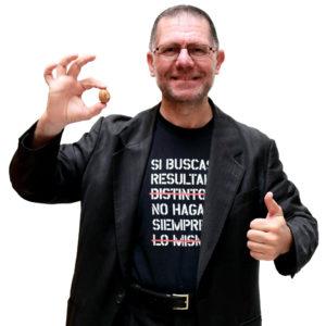 Antonio Quirós - El Coach de las Nueces