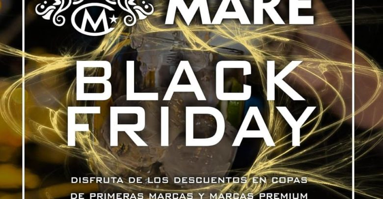 Black Friday en Mare Hoteles 2018