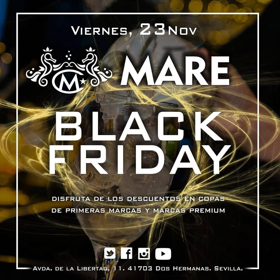 Black Friday en Mare Hoteles 2018