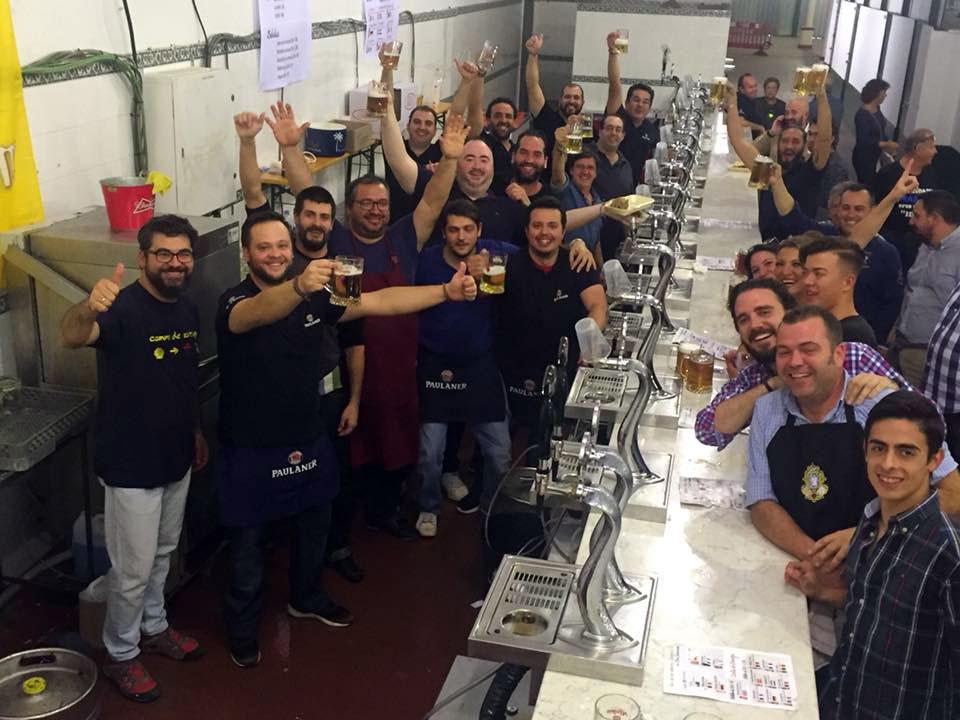 I Feria Internacional de la Cerveza de Dos Hermanas 2018