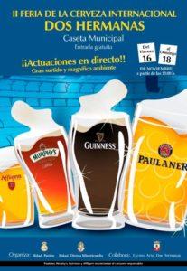 II Feria Internacional de la Cerveza de Dos Hermanas 2018