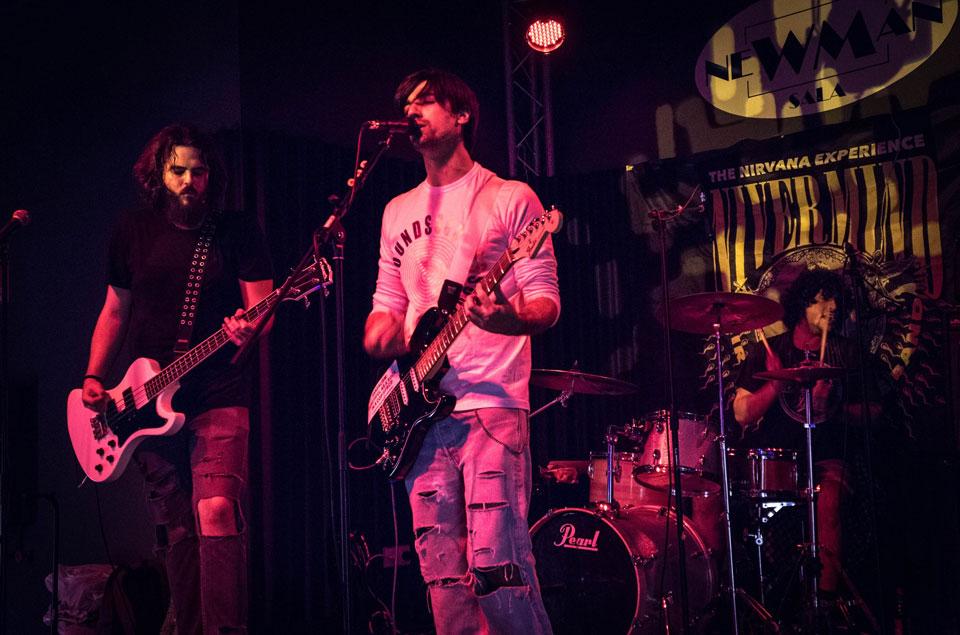 Nivermind - grupo tributo a Nirvana