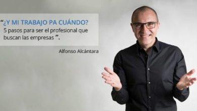 Alfonso Alcántara Ponencia en la Ciudad del Conocimiento Dos Hermanas