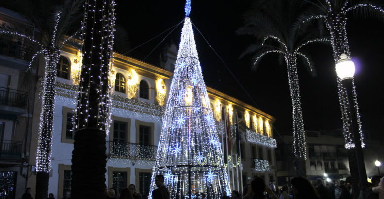 Photo of Inauguración del Alumbrado Navideño 2019