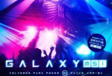 Fiesta Galaxy M51 en B3 Sevilla