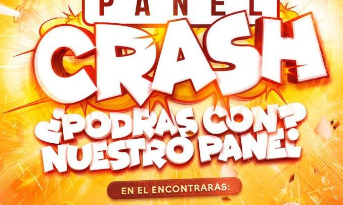 Panel Crash en B3 Sevilla en Dos Hermanas