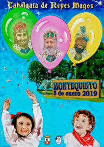Cabalgata de Reyes Magos de Montequinto 2019