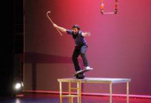 Circo Mediterráneo presenta Rolabola en el Teatro Municipal Juan Rodríguez Romero de Dos Hermanas