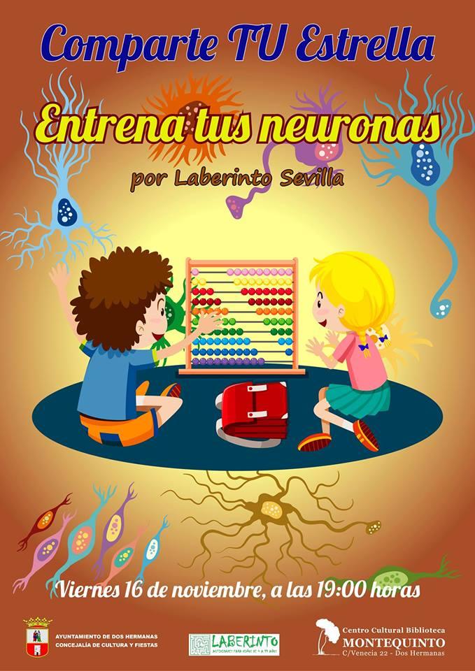 Comparte tu estrella: Entrena tus neuronas