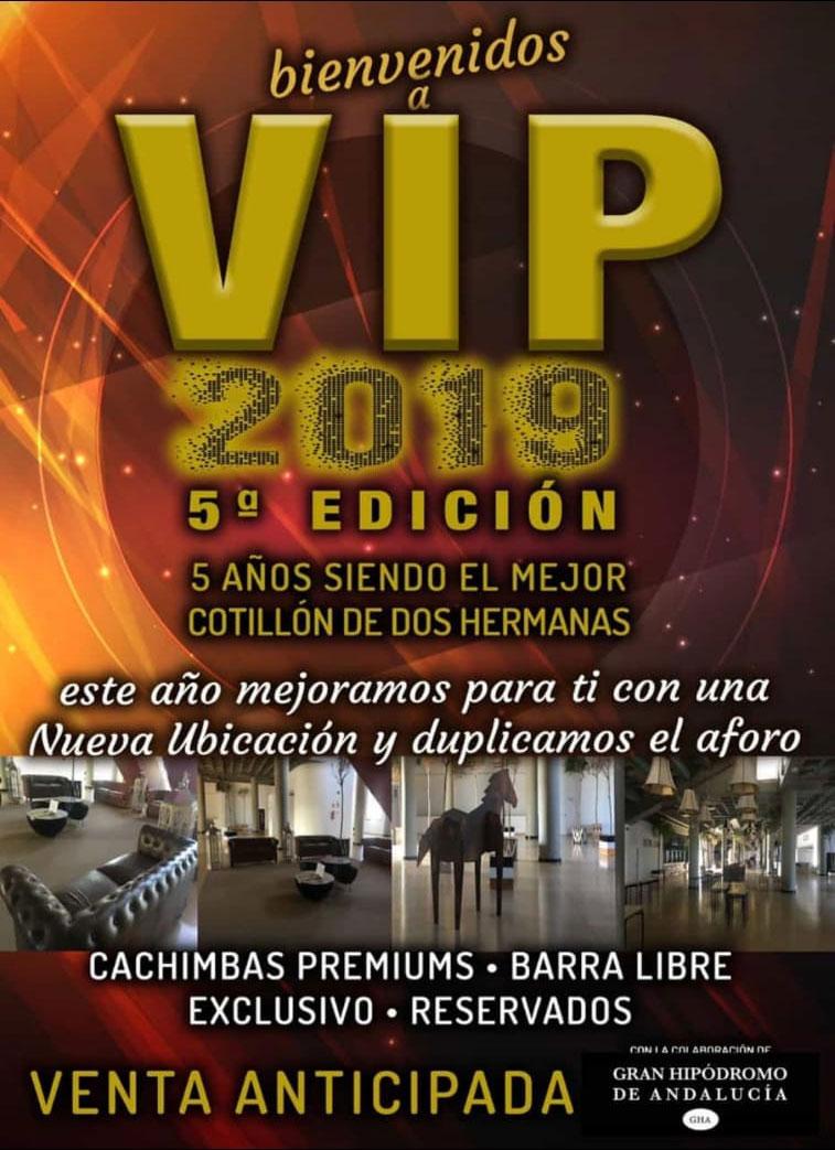 Cotillón VIP 2019 5ª Edición