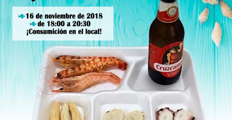 Photo of Degustación gratuita en cocedero de mariscos Pesk2