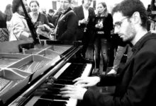Día de la Música concierto de piano en la Biblioteca de Montequinto