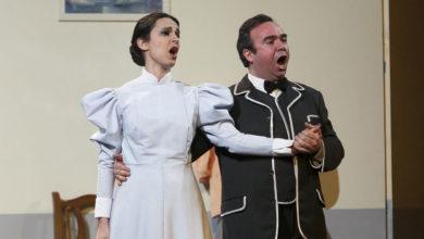 """Zarzuela """"El Barbero de Sevilla"""" en el Teatro Municipal"""