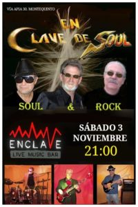 En clave de Soul en Sala Enclave Montequinto