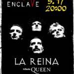 La Reina en Sala Enclave