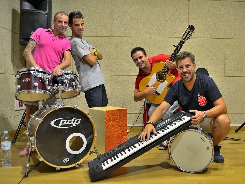Grupo flamenco Flamenkeria