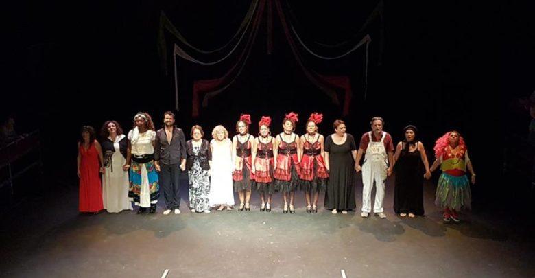 Hijas del Alba compañía de teatro